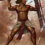 Nubian Warrior